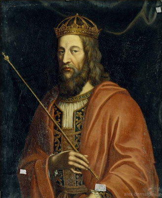 LOUIS II LE BEGUE