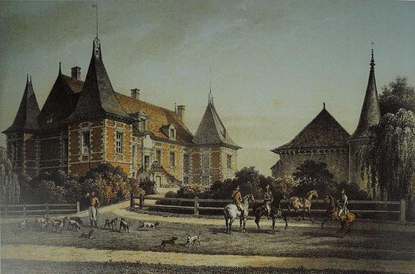 Château de Villemereuil