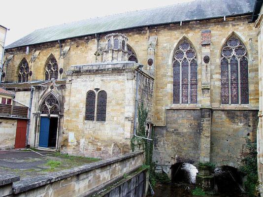 Eglise ST Antoine à Bar le Duc
