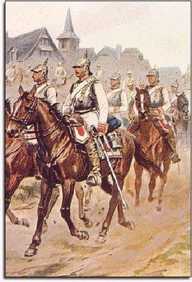 Cavaliers prussiens