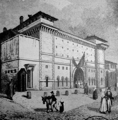 Prison de Ste Pélagie