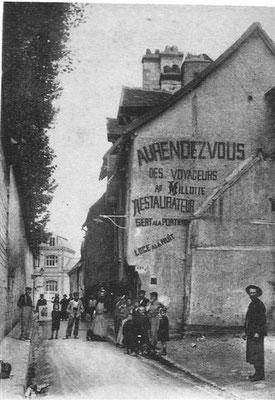 rue de Preize