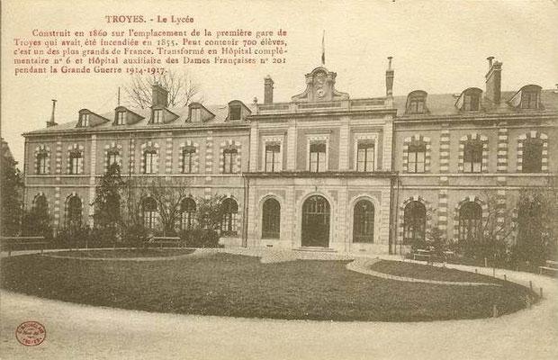Lycée fille datant Collège garçon