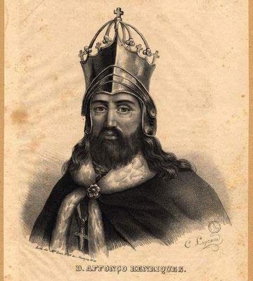 ALPHONSE roi du Portugal