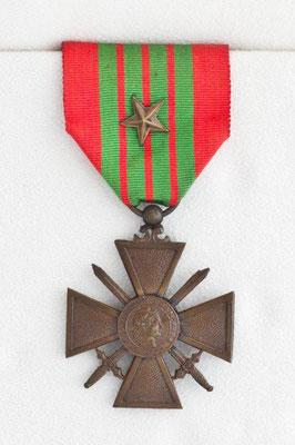 Croix guerre 39-45