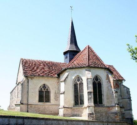 Eglise St Gengoult à Chassericourt