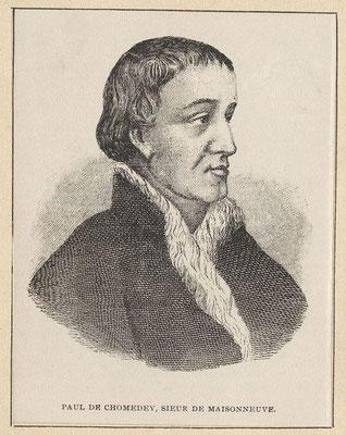 Chomedey de Maisonneuve