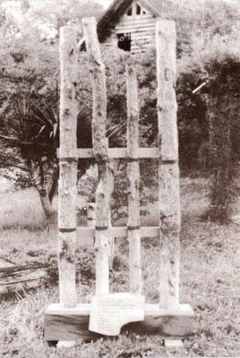poteaux excécution de Creney (22 février 1944)