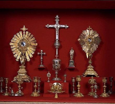 Objets culte religieux