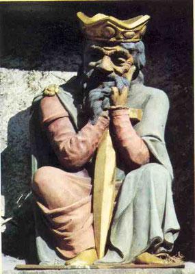 Gondebaud, roi des Burdonges