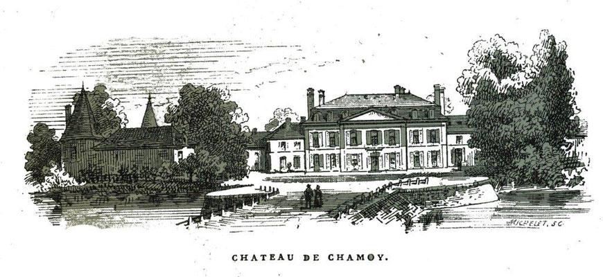 CHATEAU DE CHAMOY