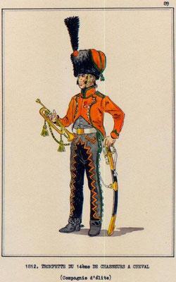 Trompette Chasseur
