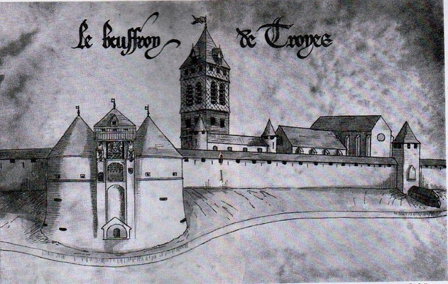 Porte du Beffroy