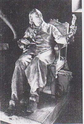 Le baron Taylor oeuvre de D. Briden