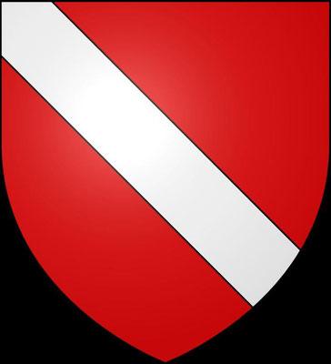 Blason de la famille de St Aubin