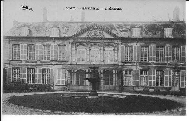 Evêché de Nevers