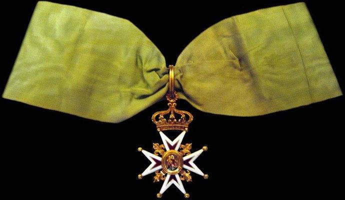 Orde du Mont Carmel et de St Lazare