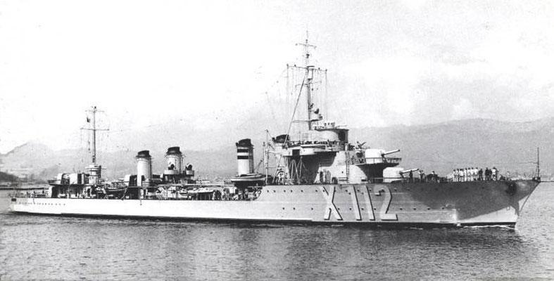 Contre torpilleur EPERVIER