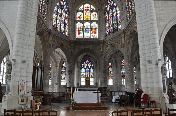 Eglise Saint Nizier à Troyes