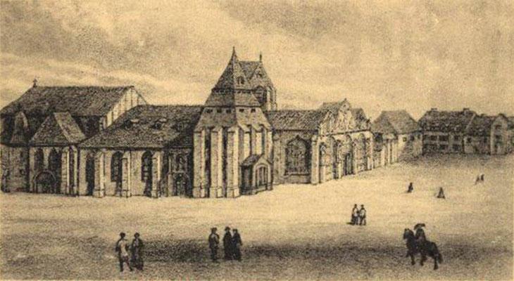 Abbaye Notre-Dame-aux-Nonnains