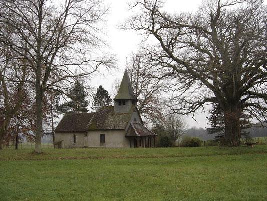 Chapelle du Valsuzenay
