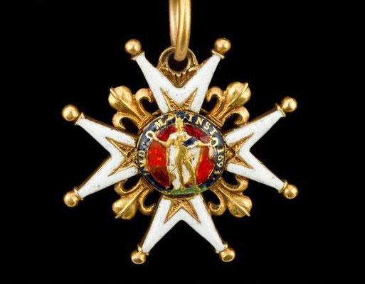Croix de St Louis