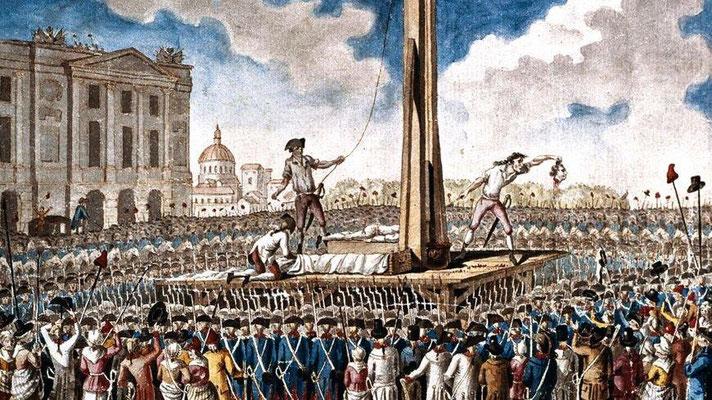 Exécution Louis XVI
