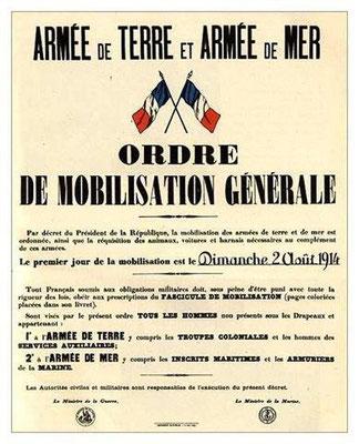 Guerre 1914