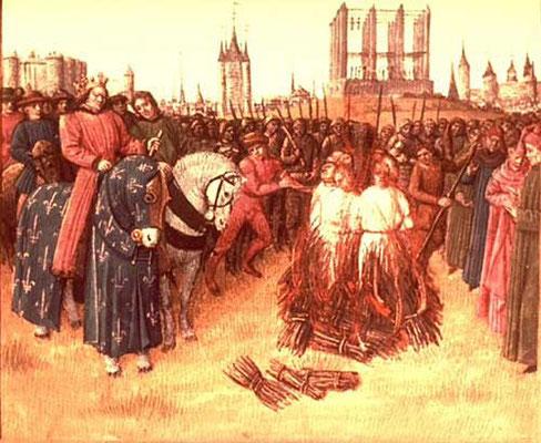 Exécutions du Montaimé