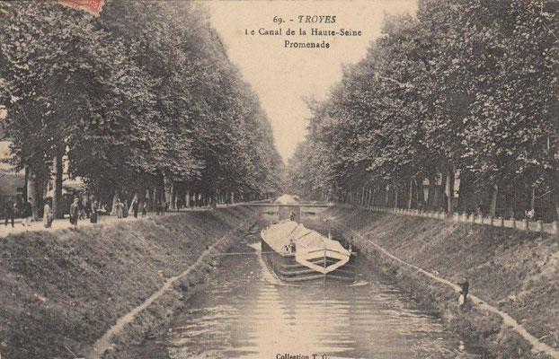 Canal de Haute Seine