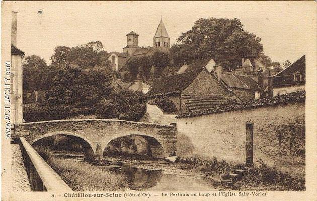 Châtillon sur Seine et son église