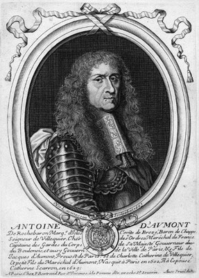 Antoine Daumont baron de Chappes