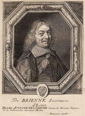Henri Auguste de Loménie