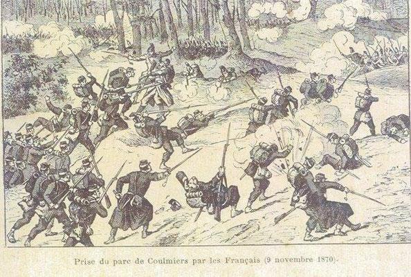 Bataille de Coulmiers