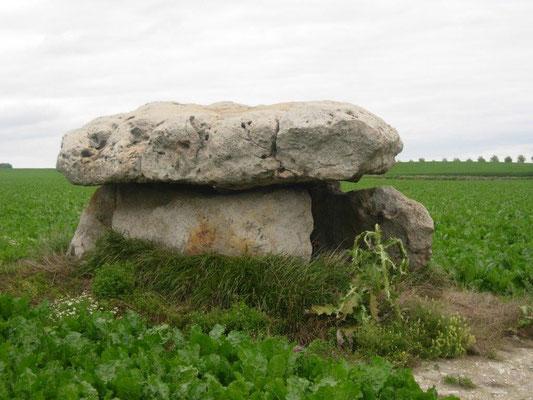 Dolmen de Marcilly