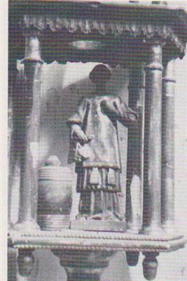 St Vincent  Vitry-le-Croisé