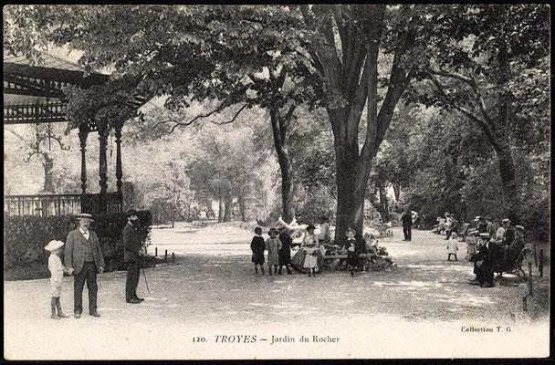 Jardin du Rocher