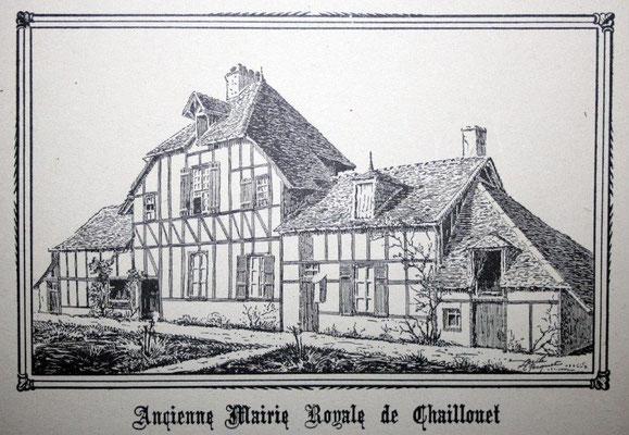 Mairie royale de Challouet