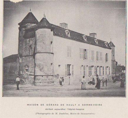Maison natale de Nicolas De Hault