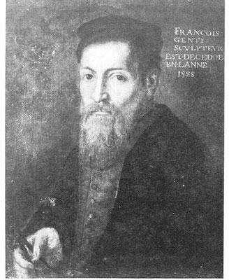 Portrait de François Gentil