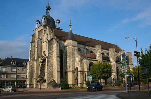 Eglise d' Arcis sur Aube