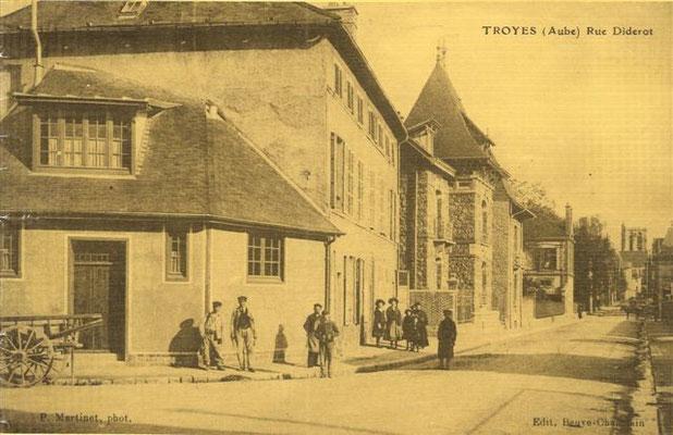 Rue Diderot
