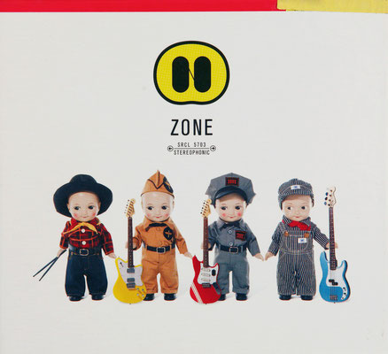 (SONY)ZONE ベストアルバム
