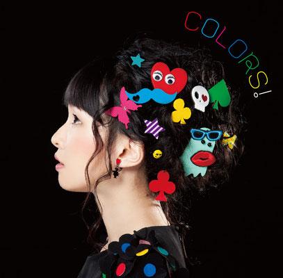 (Lantis) 伊藤かな恵 COLORS!  CDジャケット