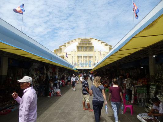 Der Central Market: psa tmai ©Paulina
