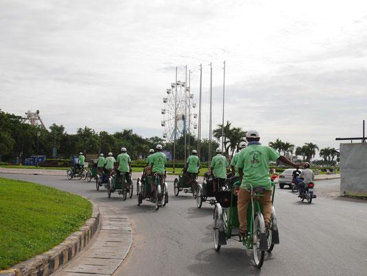 Unsere Cyclo-Schlange ©Gwen