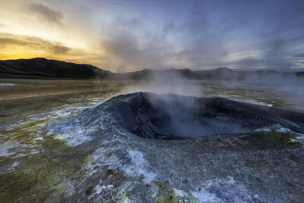 Geothermalfeld Hverir