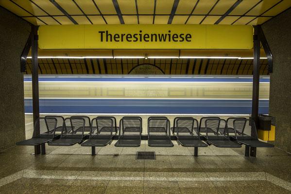 U-Bahn München mit Micha Pawlitzki
