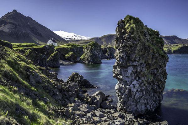Halbinsel Snæfellsnes - Arnarstapi