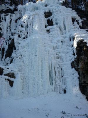 Foto Bad Gastein Eiswand